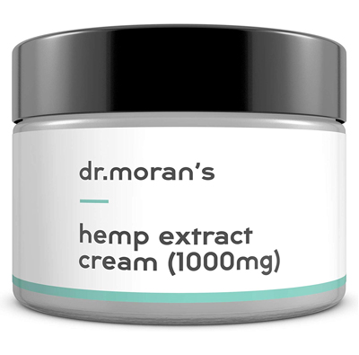 Hemp Pain Relief Dr Morans Hemp Cream UK hemp shop