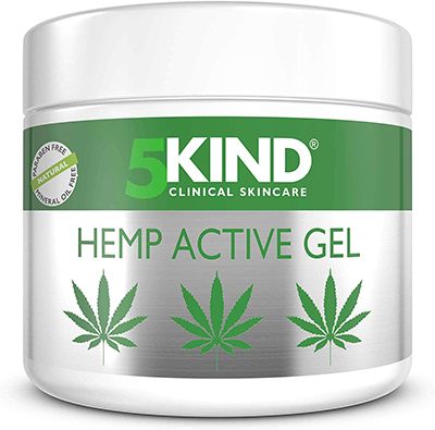 UK Hemp Joint Muscle cream hemp Active Relief Gel High Strength cbd Hemp Oil Formula