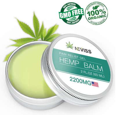 Hemp Pain Relief