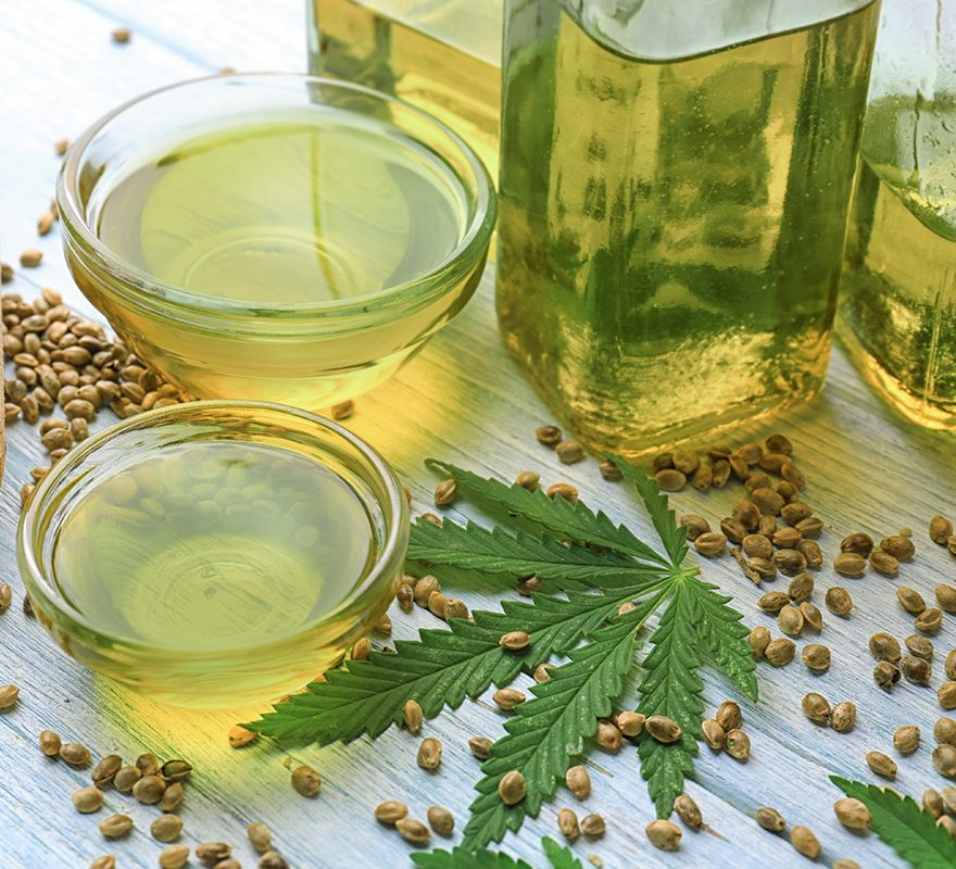 UK Hemp Seed Oil