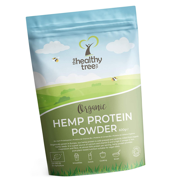 health food uk store Naturya Organic Hemp Powder uk weed shop